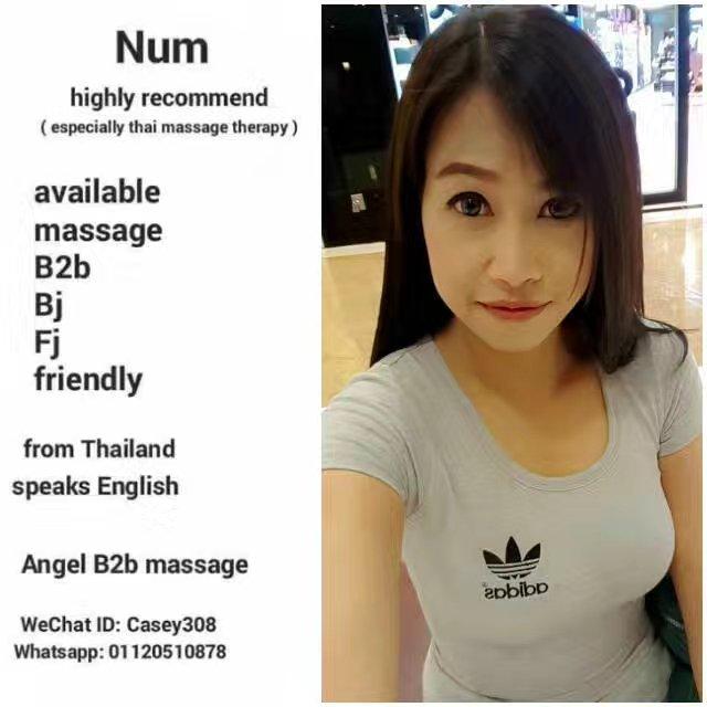 Massage b2b thai Outcall Thai